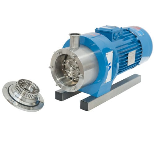 rotor-stator mixer / in-line / solid/liquid / multi-stage