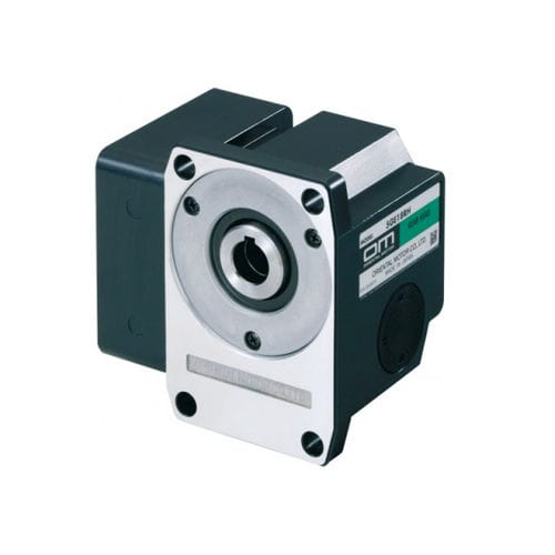 worm gear reducer / right-angle / hollow-shaft / solid-shaft
