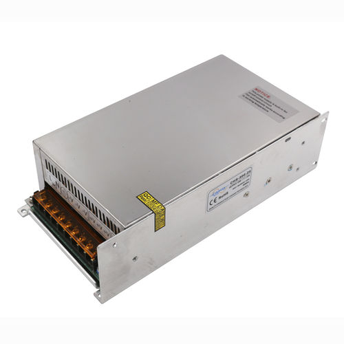 AC/DC power supply / single-output / closed frame / low-noise level