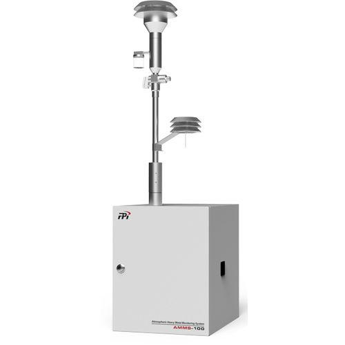 heavy metal monitoring system / air quality / environmental / XRF