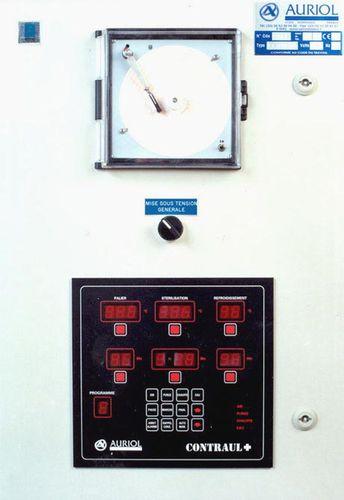 microprocessor control panel
