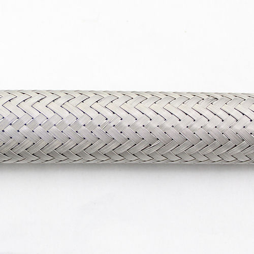 gas hose / protection / for electrical cables / for petrochemical applications