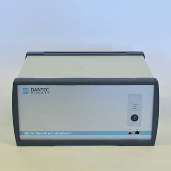 spectrum analyzer / particle / flow / benchtop