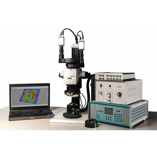 thermal analysis stereo microscope / measuring / optical