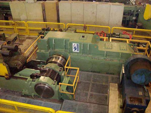 Parallel-shaft gear reducer / for string wire drawing machines Galbiati Group S.r.l.