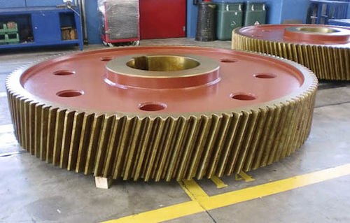 spur gear / helical / roughing / hub