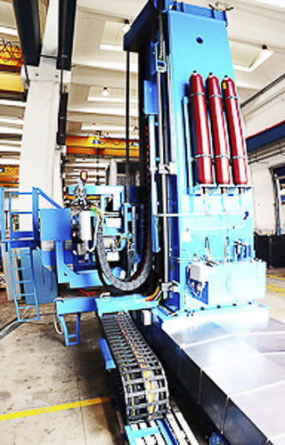 CNC deep hole drilling machine / for heat exchanger tube manufacturing / for the nuclear industry / double-spindle