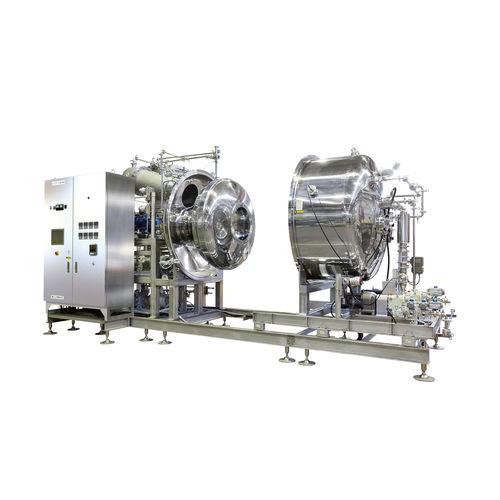 vacuum evaporator - Okawara Mfg. Co., Ltd