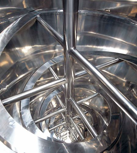 mixer dryer - Okawara Mfg. Co., Ltd