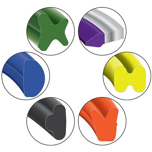 O-ring seal / circular / elastomer / NBR
