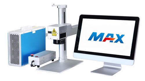 Fiber laser marking machine / benchtop MFS-20 Maxphotonics Co., Ltd