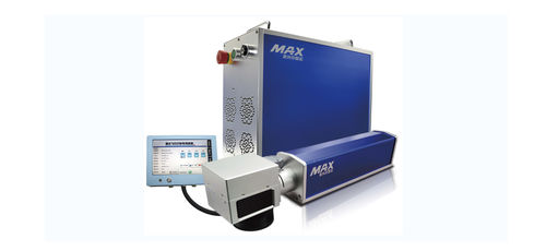 Pulsed laser / fiber / infrared / on-the-fly marking MaxMercury Series Maxphotonics Co., Ltd