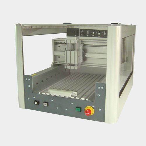 prototyping machine with integrated movement controller / CNC / 3-axis / for model making