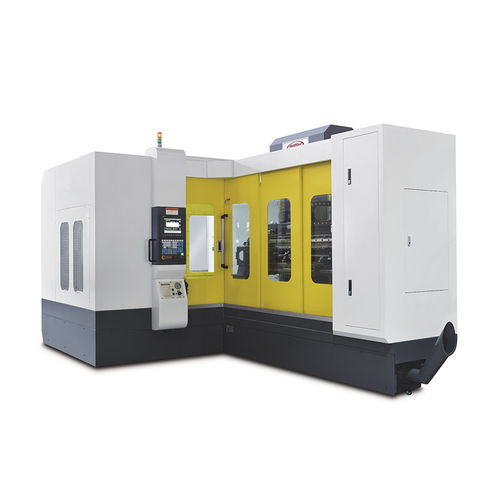 CNC drilling machine / 3-axis