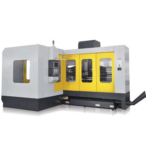 CNC drilling machine / deep hole / 3-axis