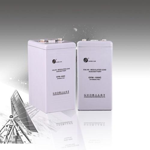 VRLA battery / AGM GFM-C series Shandong Sacred Sun Power Technology