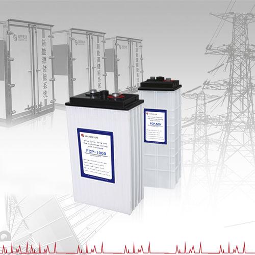 Lead-carbon battery / deep cycle FCP  Shandong Sacred Sun Power Technology