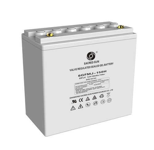 AGM battery / high-capacity GFM-H Series Shandong Sacred Sun Power Technology