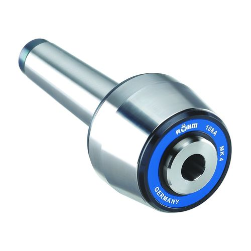 rotating centering taper / with precision bearing / truncated cone