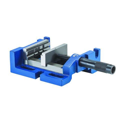 drill vise / manual / screw / cast iron