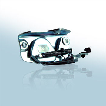 Lock latch / steel / iron / for automotive applications MO 040 Makersan