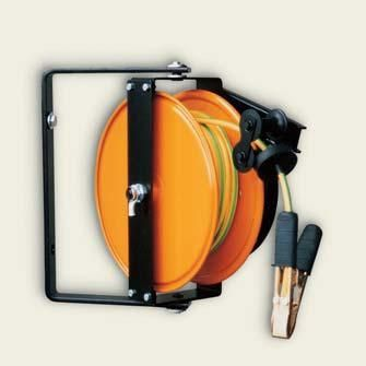 Grounding reel / self-retracting / swiveling RM series Cavotec