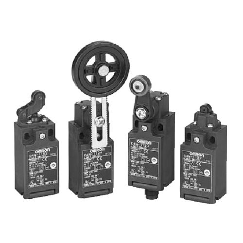 Safety limit switch D4N  OMRON