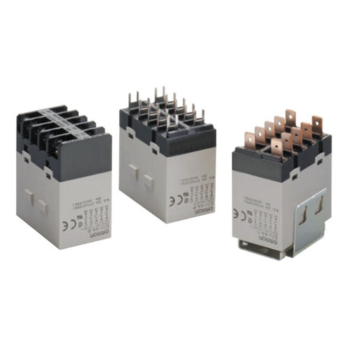 DC electromechanical relay / Faston / power