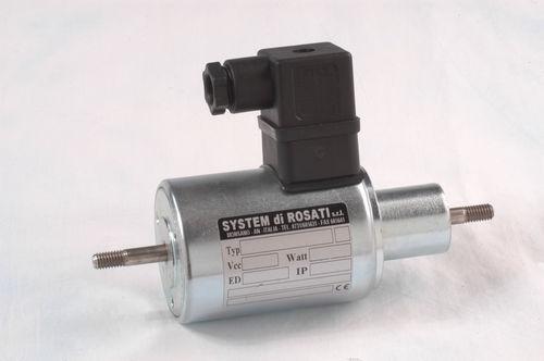 Power solenoid / for solenoid valves / 24-volt CS series SYSTEM di ROSATI