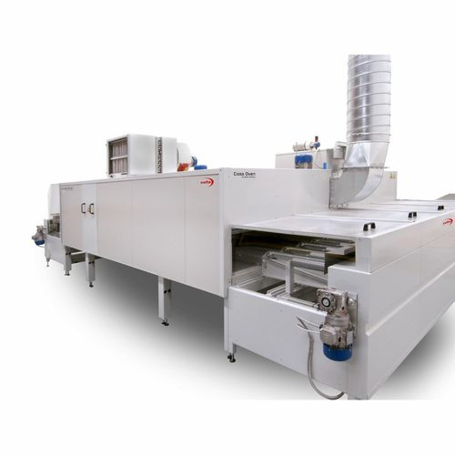 drying oven / curing / tunnel / electric