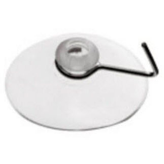 flat suction cup / handling / plastic