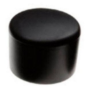 non-threaded end cap / round / ABS