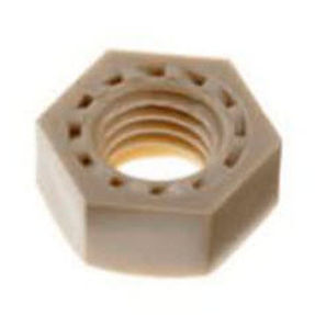 hexagonal nut / plastic