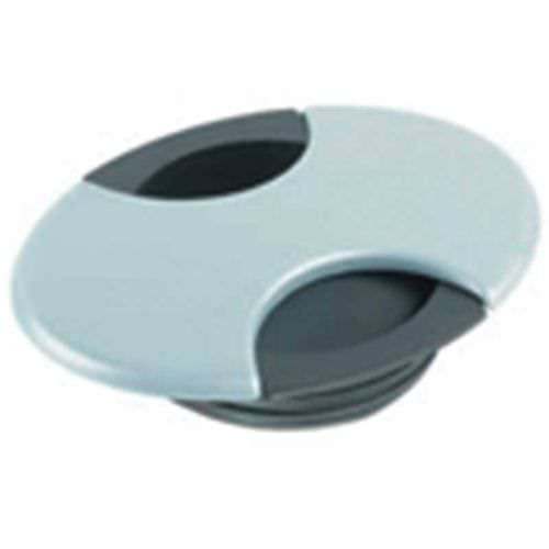 ABS cable grommet / blanked / office