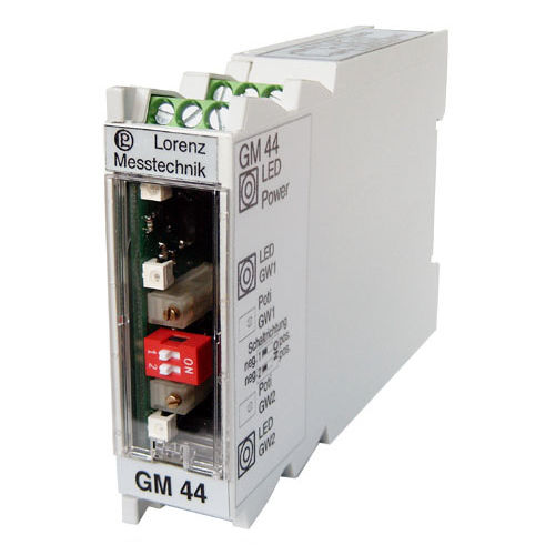 signal amplifier / switching / DIN rail / electronic