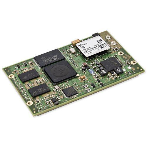 i.MX computer-on-module / ARM Cortex-A8 / DDR2 SDRAM / SATA