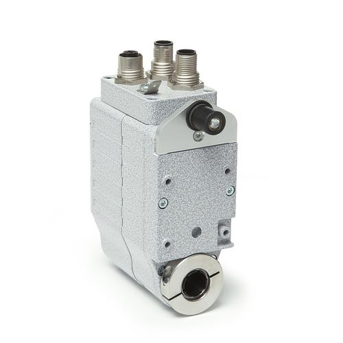 rotary actuator / electric / compact / high-performance