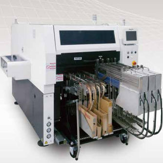 SMT pick-and-place machine / compact