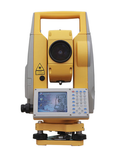 reflectorless total station / automatic / monitoring / wireless