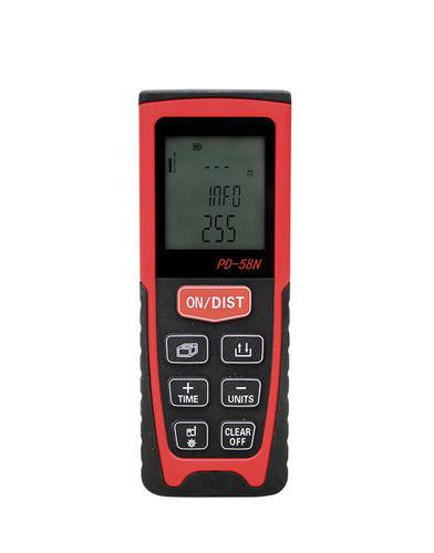 laser distance meter / portable