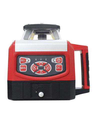 laser level / rotary / automatic / electronic