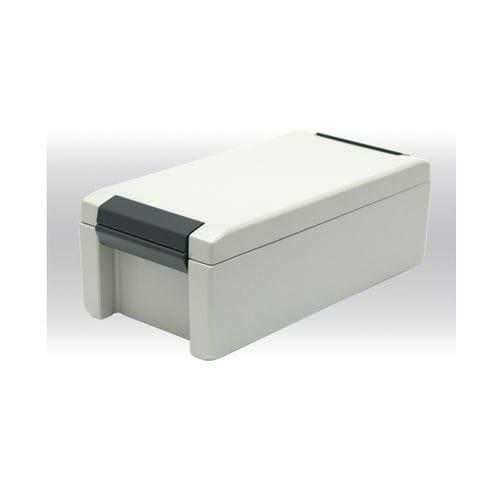 wall-mount enclosure / rectangular / aluminum / die-cast
