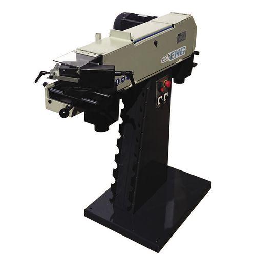 grinder sander / electric / belt / edge