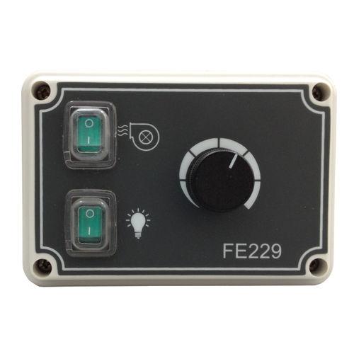 Electronic fan speed controller FE229 Fasar Elettronica S.r.l.
