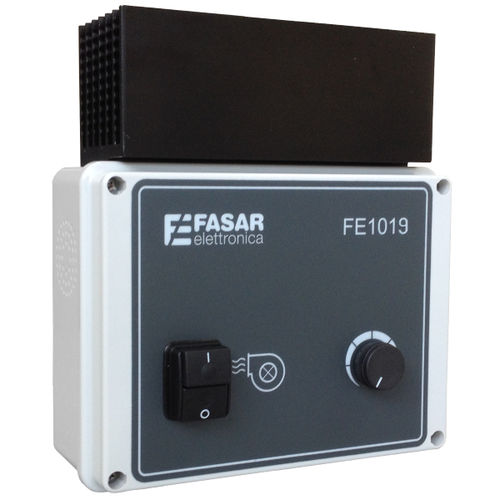 fan speed controller / for induction motors / single-phase