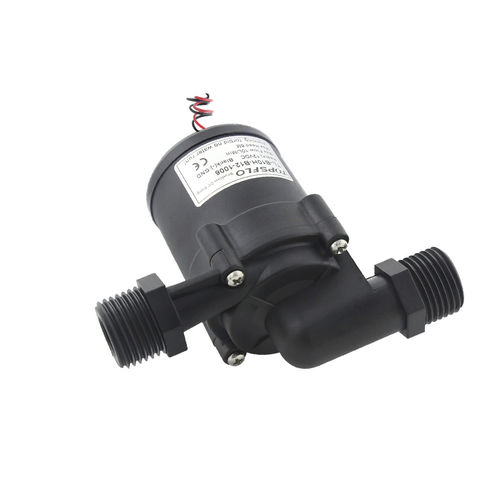 Hot water pump / with brushless DC motor / centrifugal / food-grade TL-B10-B TOPSFLO INDUSTRY AND TECHNOLOGY CO., LIMITED