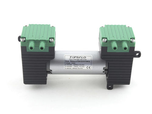 Air pump / with DC motor / self-priming / diaphragm TMD40-A TOPSFLO INDUSTRY AND TECHNOLOGY CO., LIMITED