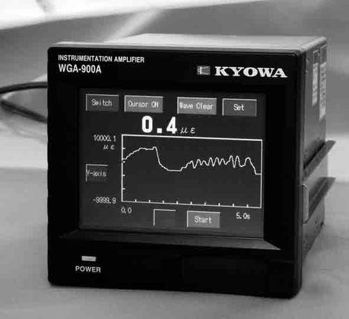 measuring amplifier / electronic
