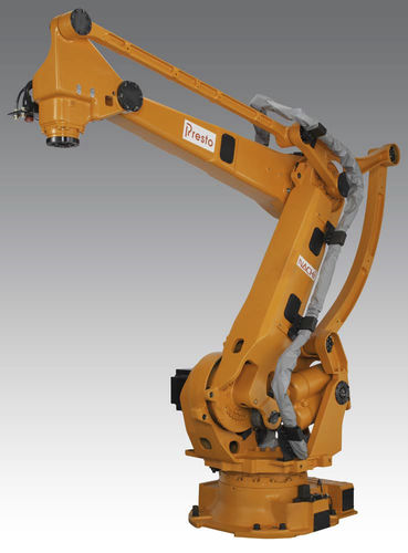 Articulated robot / 6-axis / palletizing / industrial max. 180 kg | LP series Nachi Robotic Systems
