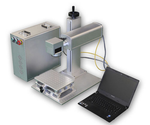 Nd:YAG laser marking machine / benchtop / compact